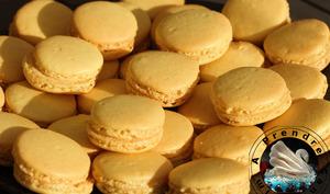 Coques de macarons à la meringue italienne