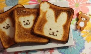 Tutoriel : Imprimer des formes sur du pain de mie