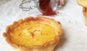 Tartelettes au Citron et Safran