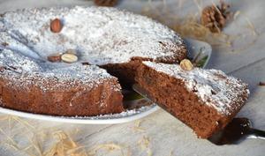 Gâteau moelleux pralinoise