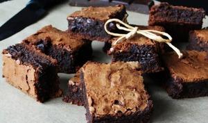 Brownie sans gluten