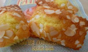Mni-cakes à l'orange
