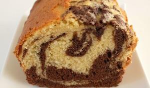 Gâteau marbré de Christophe Felder