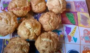 Muffins à la ricotta