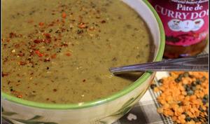 Le Puy-Bombay , Soupe aux deux lentilles
