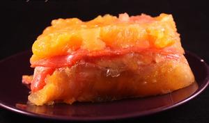 Terrine d'agrumes frais aux deux saumons