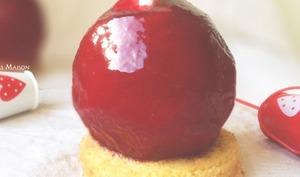 Pommes d'Amour fondantes au cœur d'amande