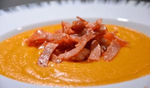 Soupe au Potimarron