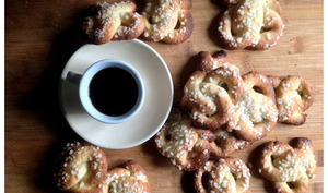 Biscuits bretzels