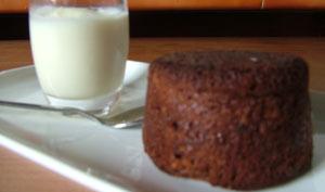 Gâteau au chocolat façon chef