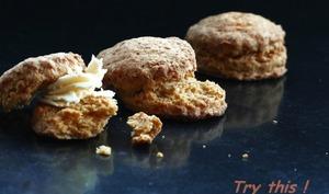 Sweet Potatoe Biscuits