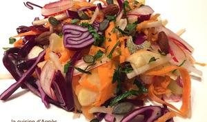 salade hyper vitaminée
