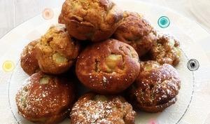 Mini muffins pomme/amande