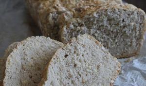 Pain aux Céréales & Graines en cocotte