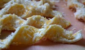 Feuilletés aux fromages