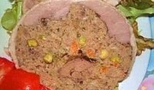 Galantine de canette - La cuisson controlée