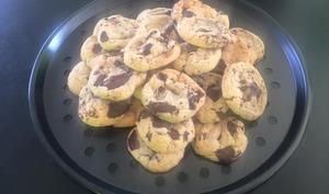 Les cookies extra chocolat de Sandrine