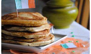 Pancakes irlandais