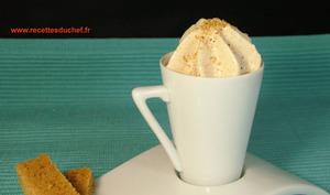 Cappuccino de foie gras