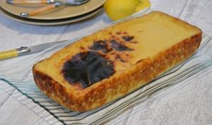 Flan pâtissier vanille-citron