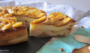 Gâteau magique pommes Carambars
