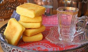 Mbesses oranais galette algérienne de semoule