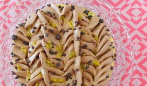 Tarte chocolat au lait passion de C. Marletti