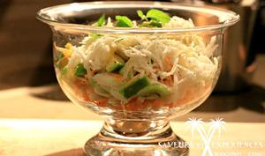 Jicama ou Pois Patate en salade