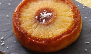 Gâteaux renversés ananas et caramel