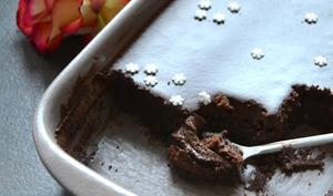 Gateau au chocolat Vegan & DF