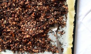 Granola Amarante et Chocolat