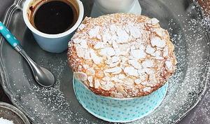 Gâteau italien ricotta et amandes