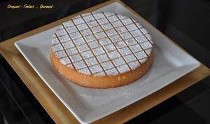 Gâteau sablé à l'italienne