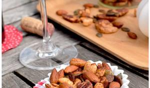 Cocktail de noix pimenté