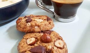 Cookies végans au beurre de cacahuètes