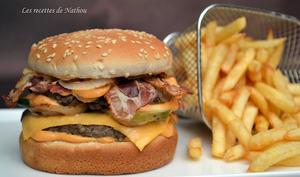 Burger Big bacon