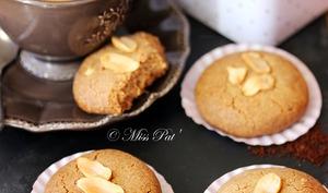 Biscuit au beurre de cacahuètes