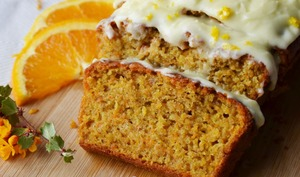 Le Carrot cake qui rend aimable