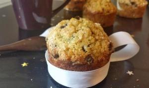 Muffins vanille et pépite de chocolat