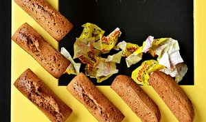 Cakes aux Carambars