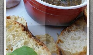 Ratatouille et Crème de Ratatouille