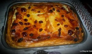 Gâteau Traditionnel de Pâques - Pasca