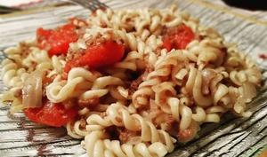 One pot pasta, pâte à la bolognaise