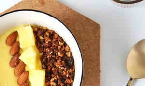 Lassi bowl mangue et ananas