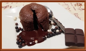Mi-cuit au chocolat de C.FELDER