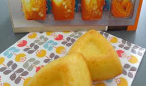 Cake orange amandes