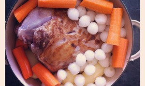 Gigot d'agneau de 7 heures