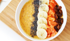 Exotic Smoothie Bowl