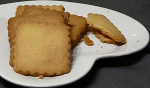 Pâte à sablés bretons