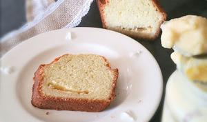 Cake au Lemoncurd